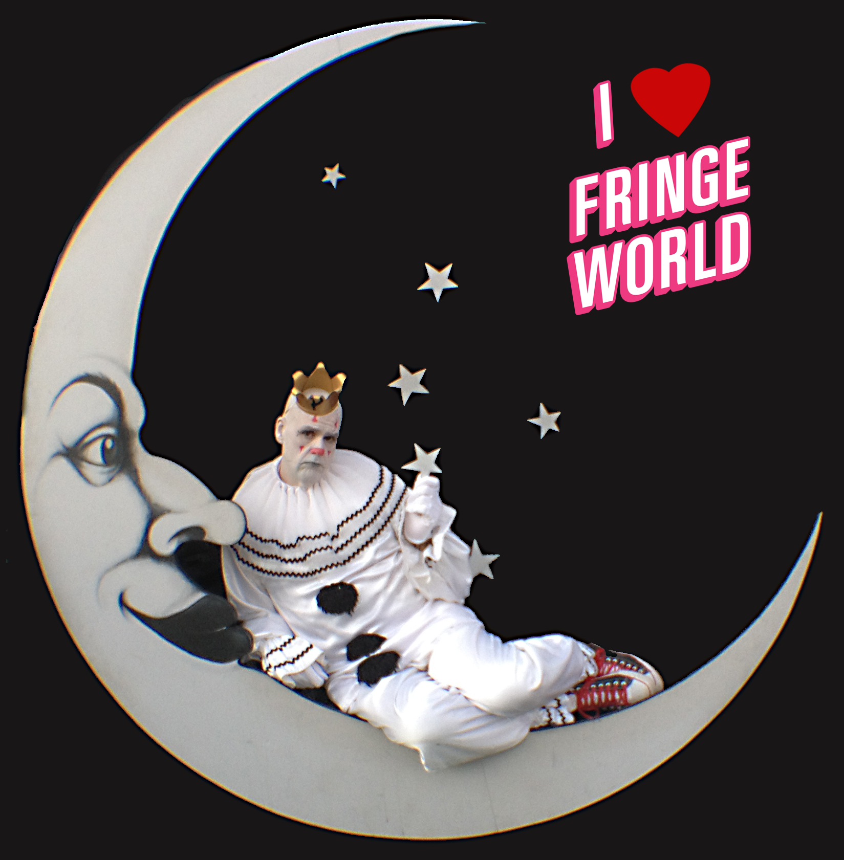 I heart Fringe World